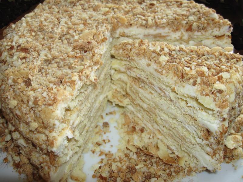 готовим торты рецепты с фото
