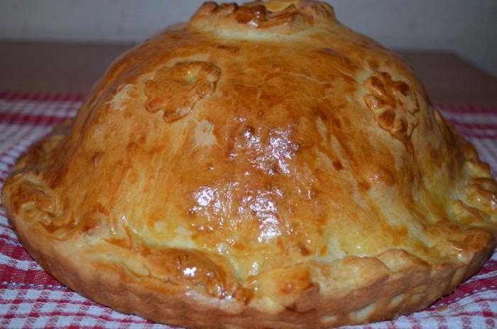 пирожок курник рецепт с фото