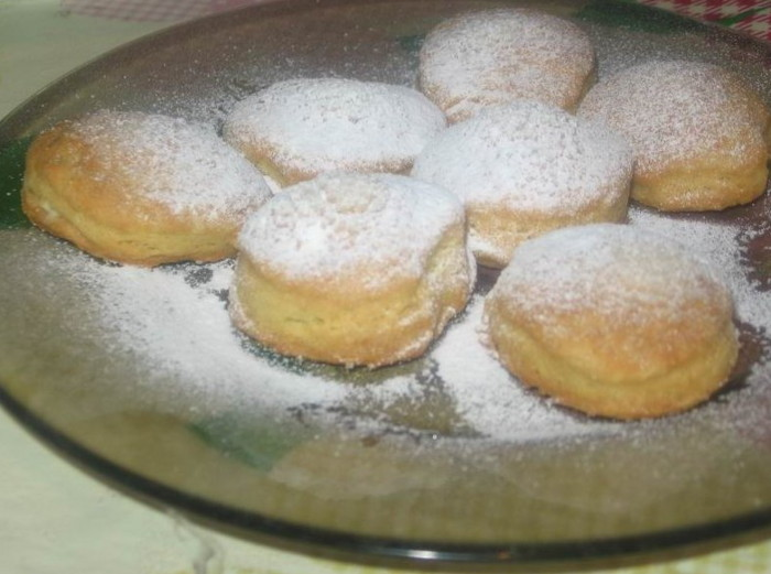 Печенье со сметаной в домашних условиях