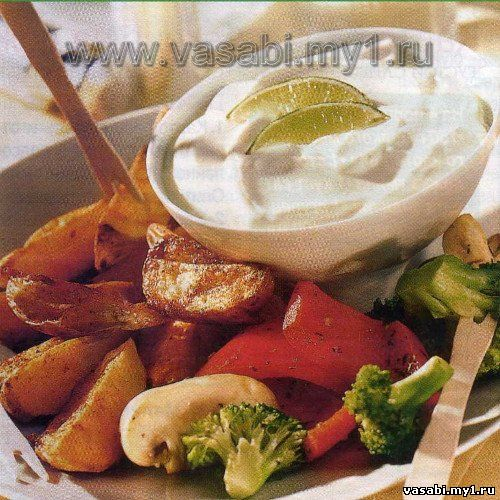 Запеченный картофель С БРОККОЛИ И ШАМПИНЬОНАМИ