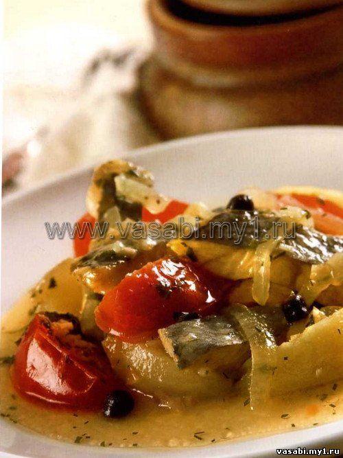 овощи в горшочке в духовке рецепты с фото с