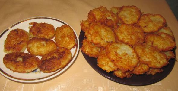 Как делать картофельные драники рецепт с фото