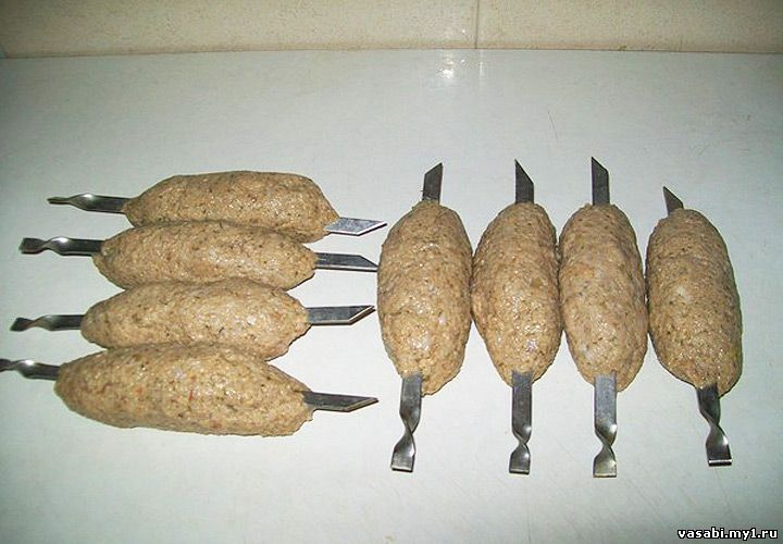 Люля кебаб