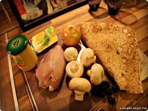 кулинарные рецепты с курицей