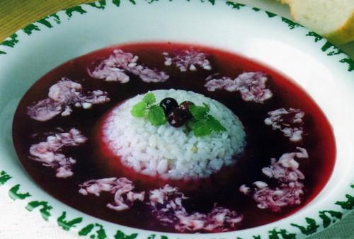 рецепты супов детям до двух лет