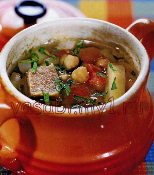 Суп пити рецепт с фото