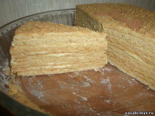 Торт медовик торты рецепты с фото