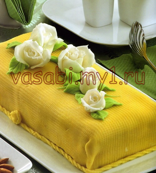 торт любимый