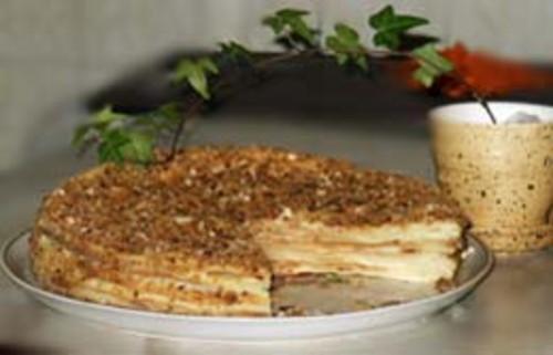 Наполеон пивной торты рецепты с фото