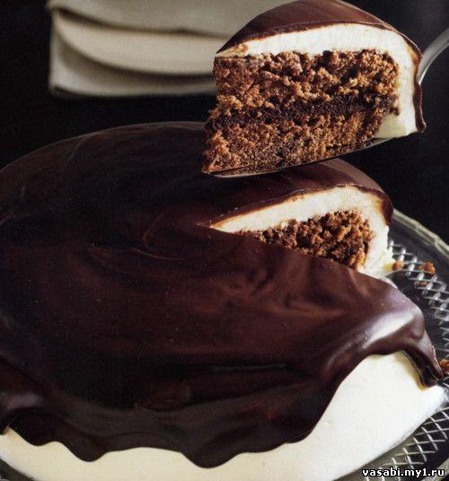 Торт капучино торты рецепты с фото