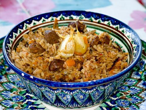 Узбекский плов – рецепт с фото, как приготовить на Вкусно Дома