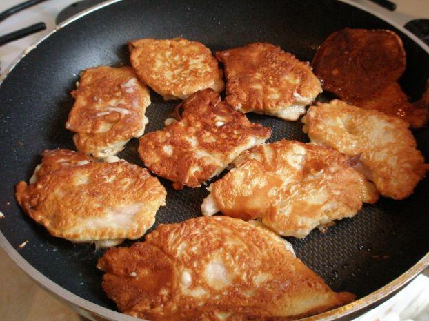 свинина жареная в кляре рецепт с фото