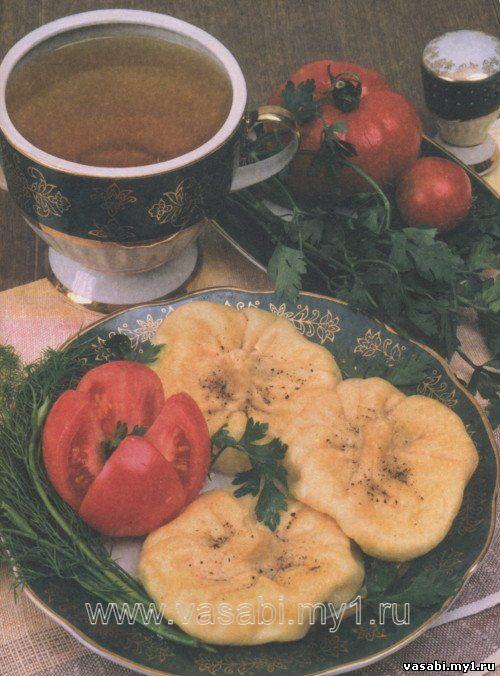 грузинские супы рецепты с фотографиями
